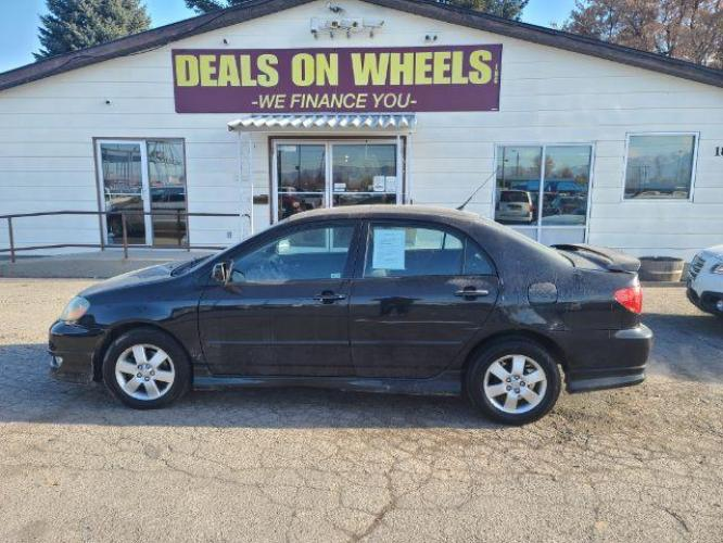 2006 Toyota Corolla LE (1NXBR30E26Z) with an 1.8L L4 DOHC 16V engine, located at 1800 West Broadway, Missoula, MT, 59808, (406) 543-1986, 46.881344, -114.021065 - Photo #0