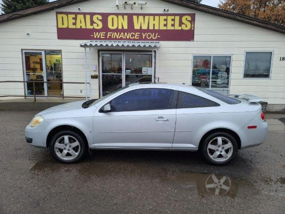 2006 Chevrolet Cobalt LT Coupe (1G1AL18F467) with an 2.2L L4 DOHC 16V engine, located at 1800 West Broadway, Missoula, MT, 59808, (406) 543-1986, 46.881344, -114.021065 - Photo #0