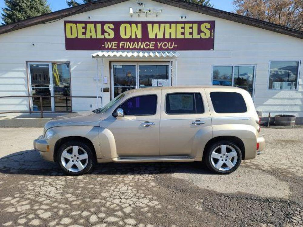 2008 Chevrolet HHR LT1 (3GNDA33P08S) with an 2.4L L4 DOHC 16V engine, 5-Speed Manual transmission, located at 1800 West Broadway, Missoula, MT, 59808, (406) 543-1986, 46.881344, -114.021065 - Photo #0
