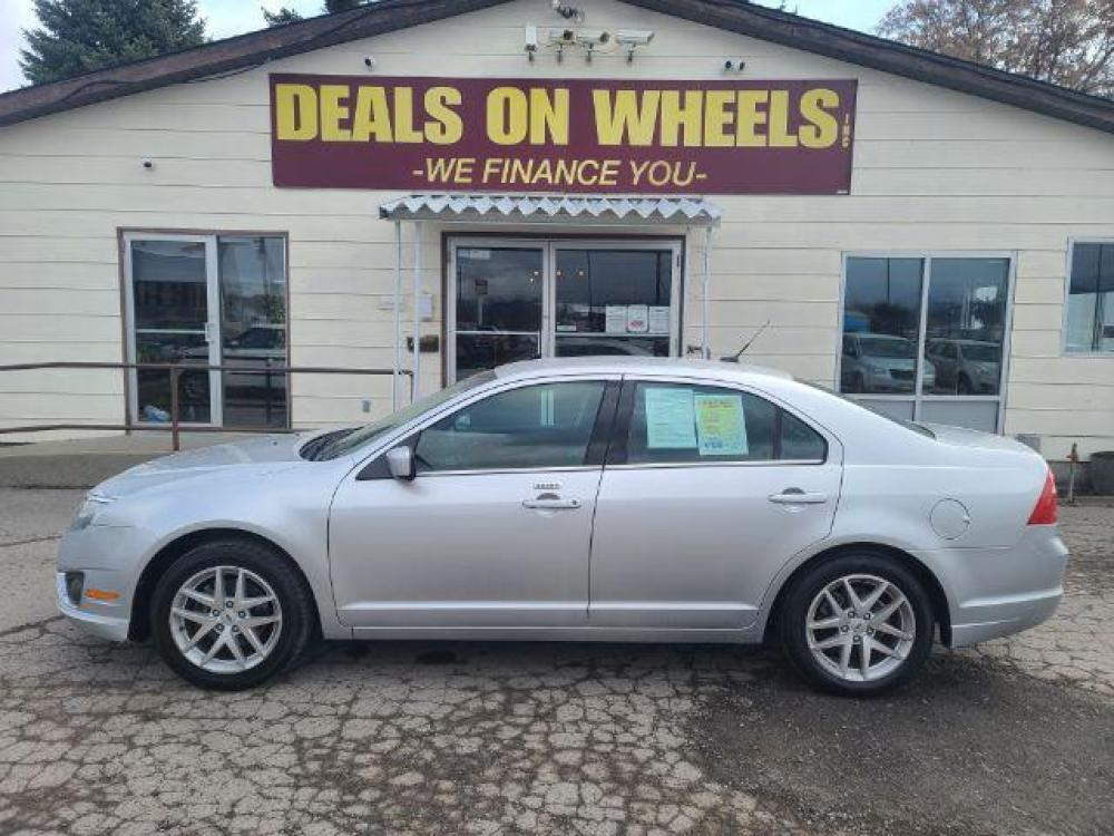 2011 Ford Fusion V6 SEL (3FAHP0JG7BR) with an 3.0L V6 DOHC 24V engine, located at 1800 West Broadway, Missoula, MT, 59808, (406) 543-1986, 46.881344, -114.021065 - Photo #0