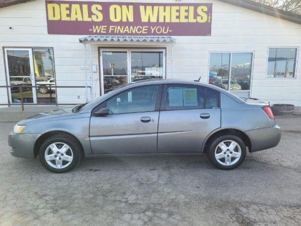2006 Saturn ION Sedan 2 (1G8AZ55F06Z) with an 2.2L L4 DOHC 16V engine, 5-Speed Manual transmission, located at 1800 West Broadway, Missoula, MT, 59808, (406) 543-1986, 46.881344, -114.021065 - Photo #0