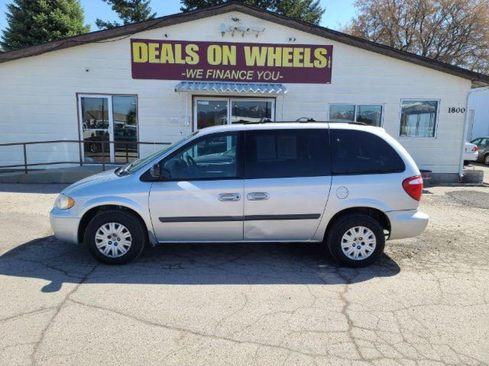 2006 SILVER CHRYSLER TOWN COUNTRY Base (1A4GP45R66B) , located at 1800 West Broadway, Missoula, MT, 59808, (406) 543-1986, 46.881344, -114.021065 - Photo #0