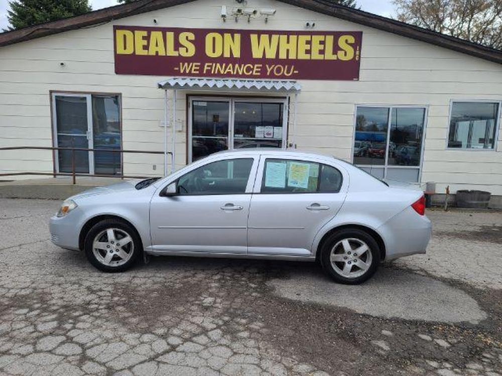2010 Chevrolet Cobalt LT2 Sedan (1G1AF5F58A7) with an 2.2L L4 DOHC 16V engine, 4-Speed Automatic transmission, located at 1800 West Broadway, Missoula, MT, 59808, (406) 543-1986, 46.881344, -114.021065 - Photo #0
