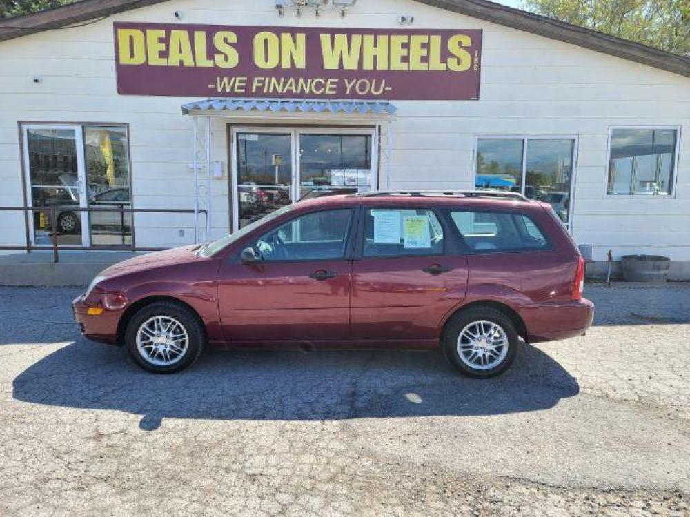 2006 Ford Focus Wagon ZXW SE (1FAFP36N46W) with an 2.0L L4 DOHC 16V engine, located at 1800 West Broadway, Missoula, MT, 59808, (406) 543-1986, 46.881344, -114.021065 - Photo #0